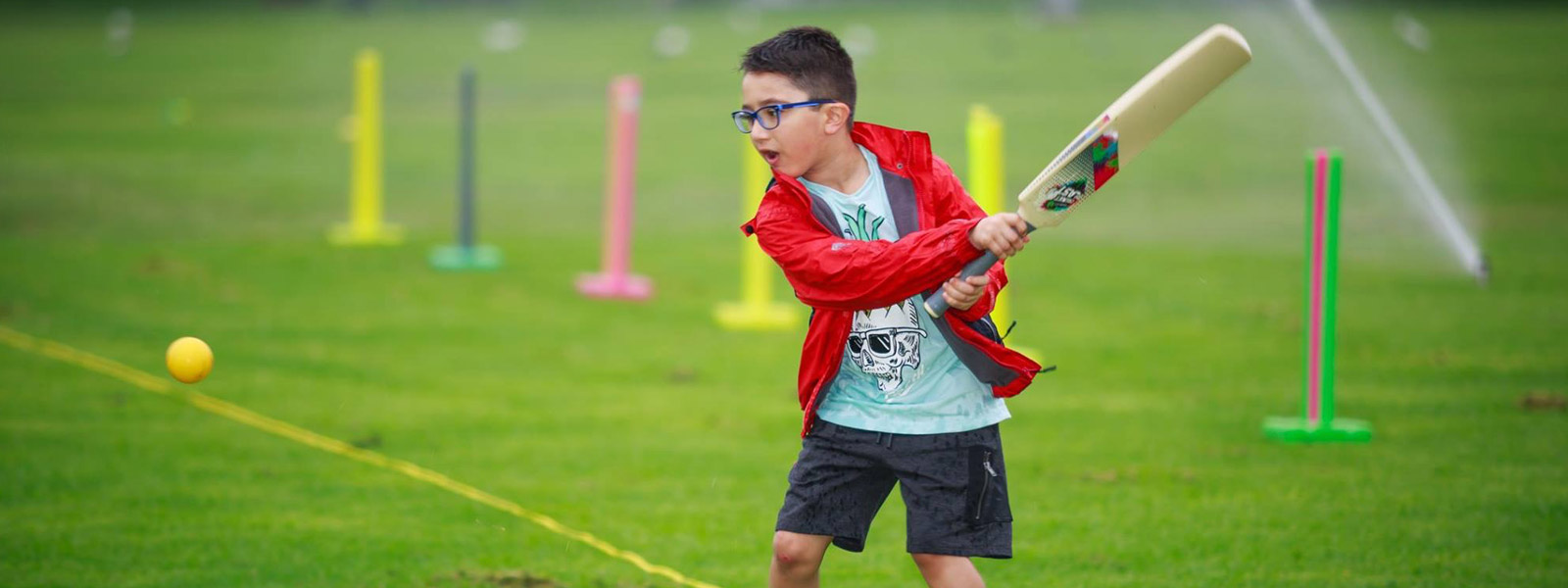 Cricket Clinics For Kids