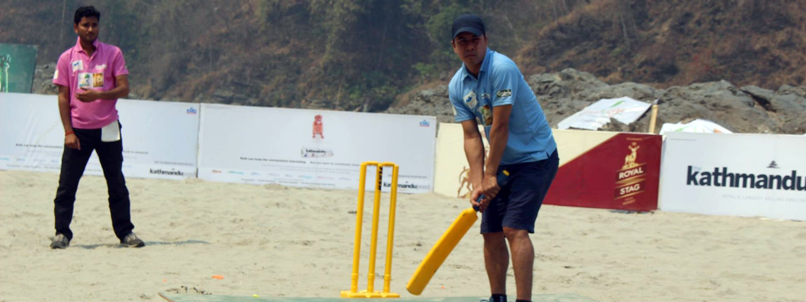 Corporate Beach Cricket 2014-2016